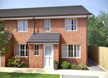 Thumbnail 3 bedroom end terrace house for sale in Southampton Road, Cosham, Portsmouth