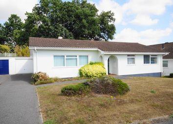 Thumbnail 3 bed bungalow for sale in Broomfield Drive, Alderholt, Fordingbridge