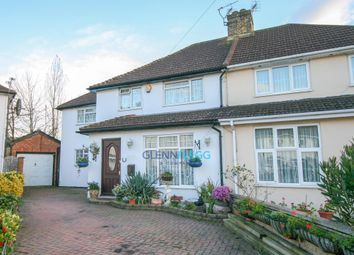Thumbnail 4 bed semi-detached house for sale in Ivy Crescent, Cippenham, Slough