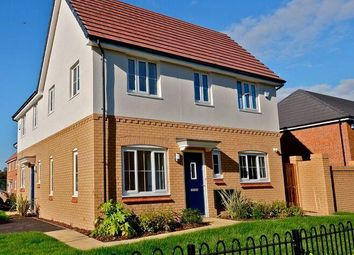 Thumbnail 3 bed semi-detached house to rent in Willow Moss Drive, Manchester