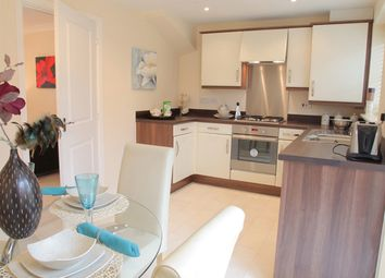 "Thumbnail 3 bed semi-detached house for sale in ""The Hanbury"" at Cornflower Walk, Plymouth"