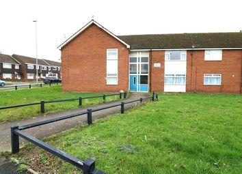 Thumbnail 2 bed flat for sale in Braemar Court, Ellesmere Port