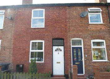 Thumbnail 2 bed terraced house to rent in Appleton Street, Northwich