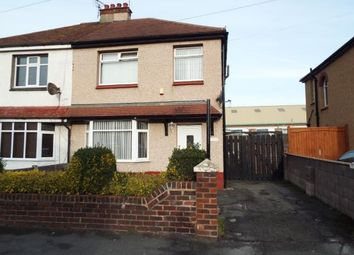 Thumbnail 3 bed semi-detached house for sale in Netley Road, Rhyl, Denbighshire, North Wales