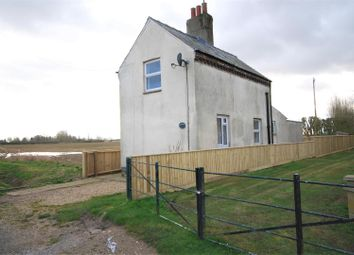 Thumbnail 2 bed detached house for sale in Gatehouse Cranmore Lane, Holbeach, Spalding
