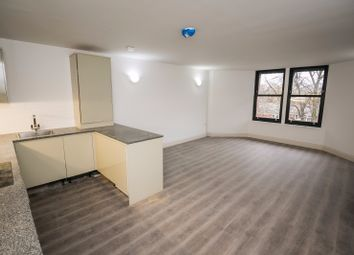Thumbnail 2 bed flat to rent in Livingston Drive North, Liverpool