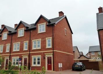 Thumbnail 3 bed end terrace house for sale in Fenwick Drive, Kingstown, Carlisle
