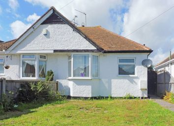 Thumbnail 1 bed semi-detached bungalow for sale in Russell Drive, Whitstable, Kent