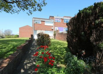 Thumbnail 3 bed end terrace house for sale in Tynedale Walk, Shildon