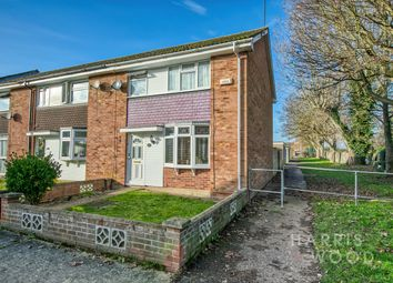 Thumbnail 3 bed terraced house for sale in Osbert Road, Witham