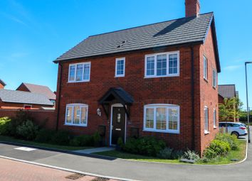 Thumbnail 3 bed detached house for sale in Hop Bine Drive, Waterbeach, Cambridge