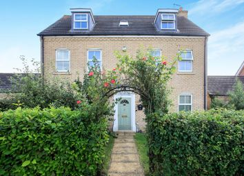 4 bed detached house for sale in Carrier Close, Peterborough PE2
