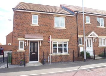 Thumbnail 3 bed end terrace house for sale in Blackhaugh Drive, Seaton Delaval, Whitley Bay