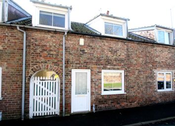 Thumbnail 3 bed terraced house for sale in Pulham Lane, Wetwang, Driffield