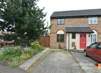 Thumbnail 2 bed end terrace house to rent in Hollybush Way, Cheshunt, West Cheshunt, Hertfordshire