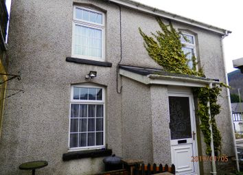 Thumbnail 1 bedroom detached house for sale in Libanus Cottage Bute Street, Treherbert, Rhondda Cynon Taff.