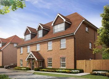 "Thumbnail 1 bedroom flat for sale in ""Warsash House"" at Crosstrees, Allotment Road, Sarisbury Green, Southampton"