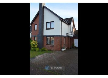 Thumbnail 4 bed detached house to rent in Waterside Avenue, Newton Mearns, Glasgow