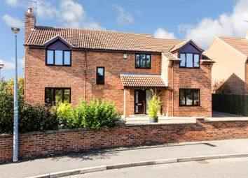 Thumbnail 4 bed detached house for sale in Chantry Meadows, Kilham, Driffield