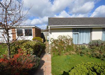 Thumbnail 2 bed semi-detached bungalow for sale in Clinton Road, Lymington