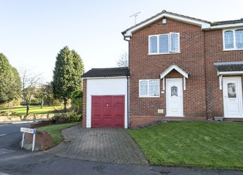 Thumbnail 2 bed semi-detached house for sale in Hollyoake Close, Oldbury