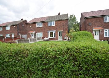 Thumbnail 2 bed semi-detached house for sale in The Green, Castleford