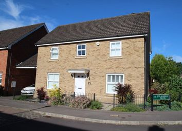 Thumbnail 3 bed detached house for sale in Strawberry Fields, Mortimer