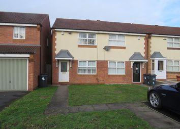 Thumbnail 2 bed semi-detached house to rent in Marshbrook Road, Erdington, Birmingham