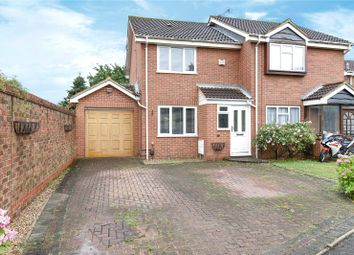 Thumbnail 3 bed semi-detached house for sale in Brentford Close, Hayes, Middlesex