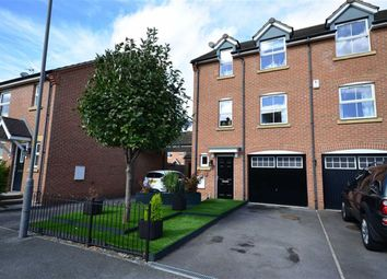 Thumbnail 3 bed town house for sale in Wells Drive, Hambleton, Selby