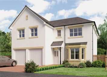 "Thumbnail 5 bed detached house for sale in ""Jura"" at Monifieth"