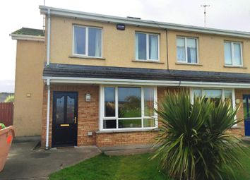 Thumbnail 3 bed semi-detached house for sale in 35 Oriel Cove, Clogherhead, Louth