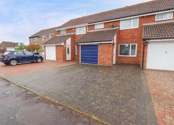 Thumbnail 3 bed terraced house for sale in Gemini Close, Leighton Buzzard