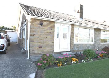 Thumbnail 2 bed semi-detached bungalow for sale in Osgodby Hall Road, Scarborough, North Yorkshire
