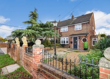 Thumbnail 3 bed semi-detached house for sale in Winton Crescent, Yateley