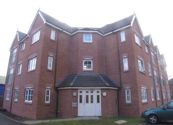 Thumbnail 2 bed flat to rent in Shobnall Rd, Burton Upon Trent, Staffordshire