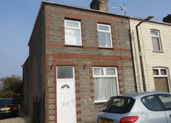 Thumbnail 3 bedroom end terrace house for sale in Glebe Street, Barry