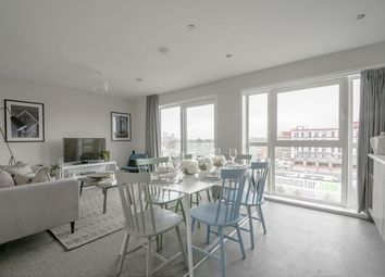 Thumbnail 3 bedroom flat to rent in Pomona Wharf, City Centre