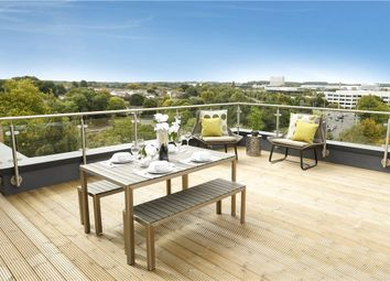 Thumbnail 3 bed flat for sale in The Fitzroy Collection, Old Bracknell Lane West, Bracknell