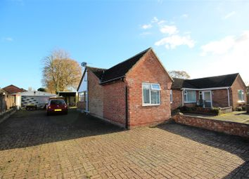 Thumbnail 3 bed semi-detached bungalow for sale in Nelonde Drive, Wymondham