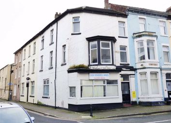 Thumbnail 11 bed end terrace house for sale in York Street, Blackpool