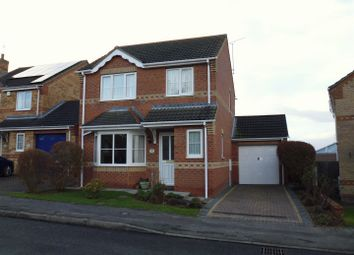 Thumbnail 3 bed detached house for sale in Woodside, Branston, Lincoln