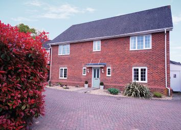 Thumbnail 5 bedroom detached house for sale in Redes Close, Hook