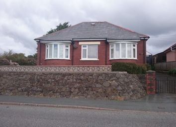 Thumbnail 3 bed bungalow to rent in The Promenade, Neyland, Milford Haven
