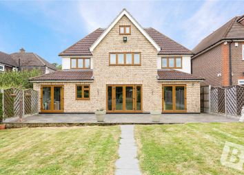 Thumbnail 7 bed detached house for sale in Brookside, Emerson Park