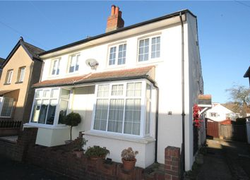 Thumbnail 3 bed semi-detached house for sale in Ferndale Road, Banstead