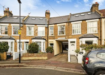 Thumbnail 3 bed property for sale in Waldeck Road, Chiswick