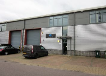 Thumbnail Light industrial to let in Dwight Road, Watford