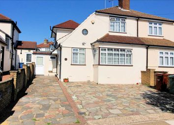 Thumbnail 5 bed semi-detached house for sale in Gainsborough Gardens, Edgware