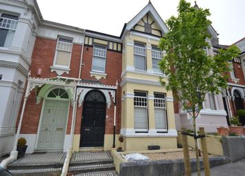 Thumbnail 1 bed flat to rent in Burleigh Park Road, Peverell, Plymouth